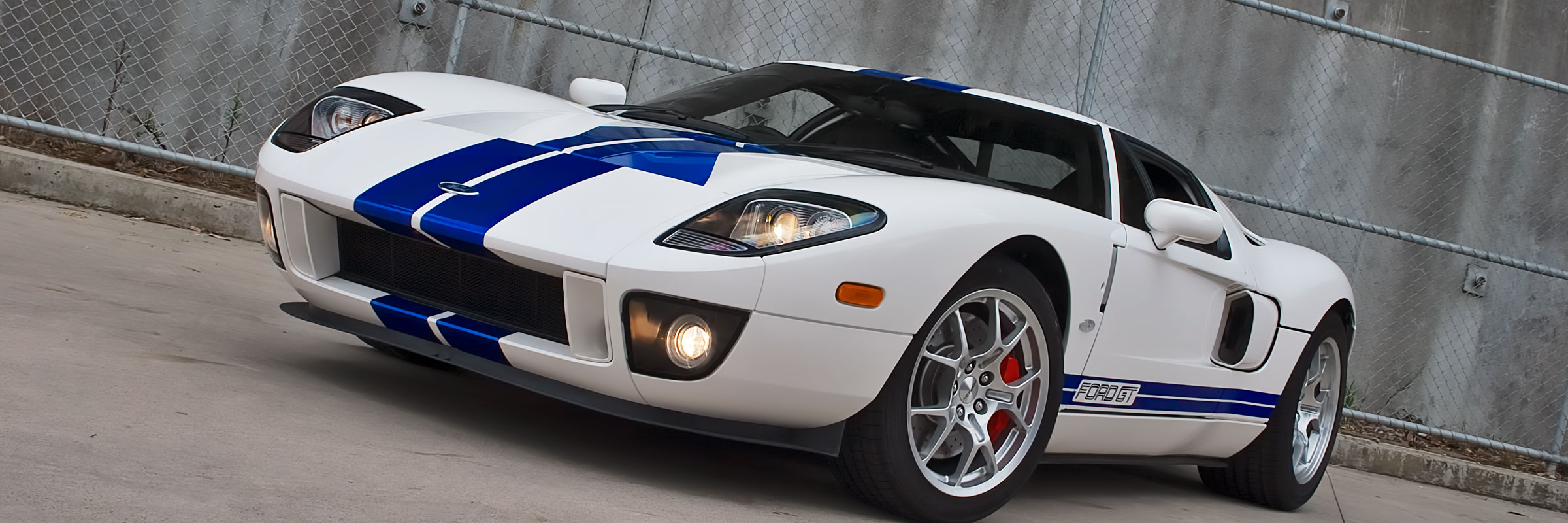 Right Hand Drive Ford GT
