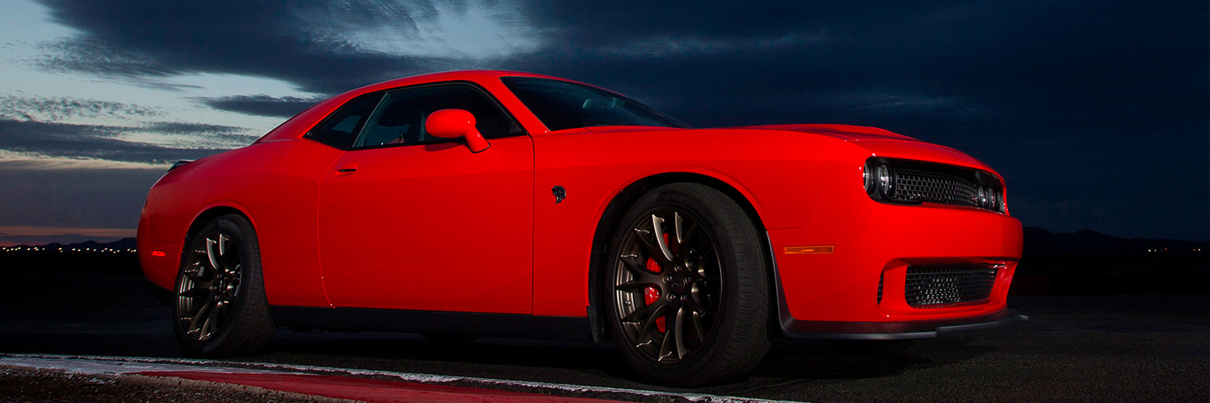 Right Hand Drive Challenger Hellcat
