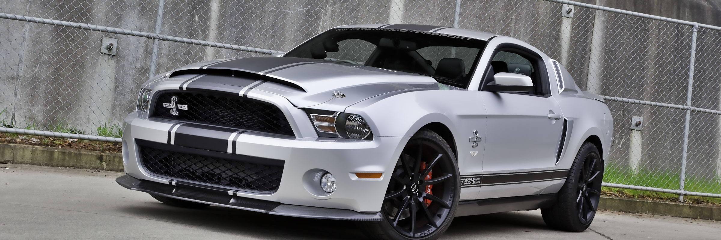 Right Hand Drive Shelby GT500