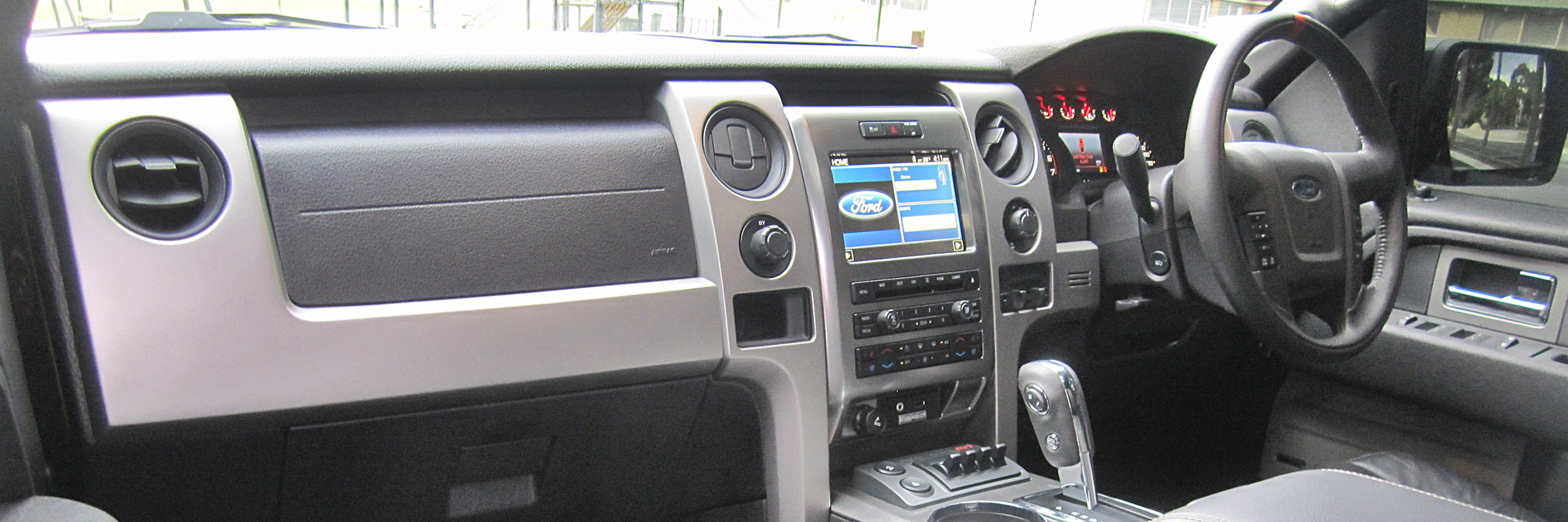 F-150 SVT Raptor Interior