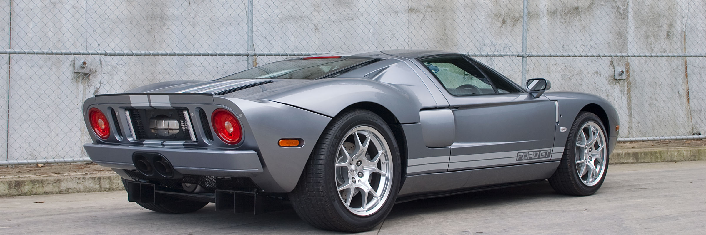 Ford GT Right Hand Drive
